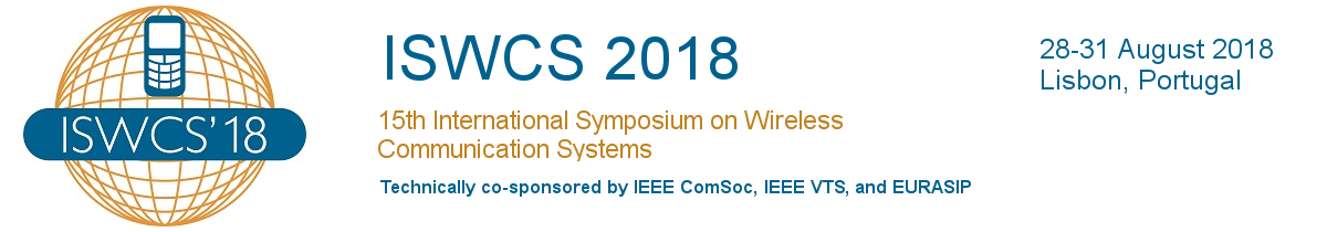 ISWCS 2018 - 15th International Symposium on Wireless Communication ...